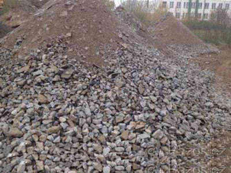 Betonový recyklát